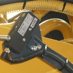 Wheel Loader Scale Proximity Switch