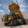 Mining Dump Truck CAT 785