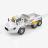 articulated dump truck scales