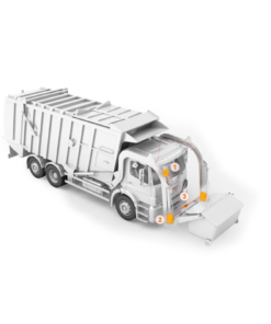 Waste Truck Scales
